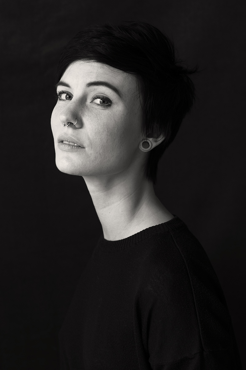 Porträt von Sue