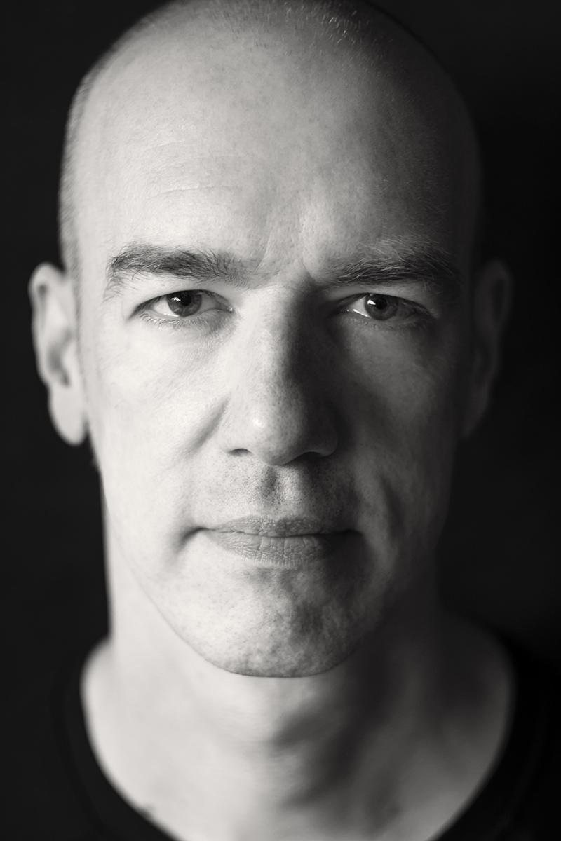 Porträt von Stefan, 47 Jahre alt